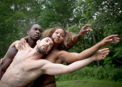 Dancers of Pilobolus