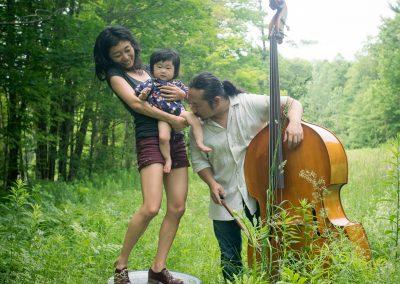 Reona and Takashi Seo, Tireless Tap