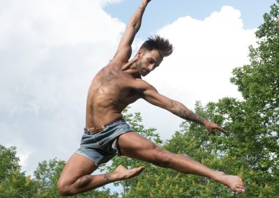 Franco Nieto, Northwest Dance Project