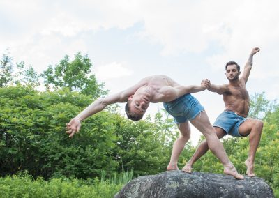 Kody Jauron and Franco Nieto, Northwest Dance Project