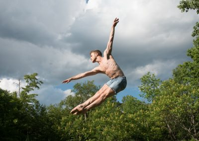 Kody Jauron, Northwest Dance Project