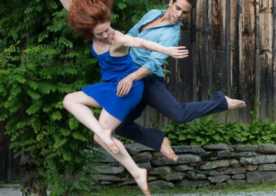 Francisco Graciano and Heather McGinley of Paul Taylor Dance Company