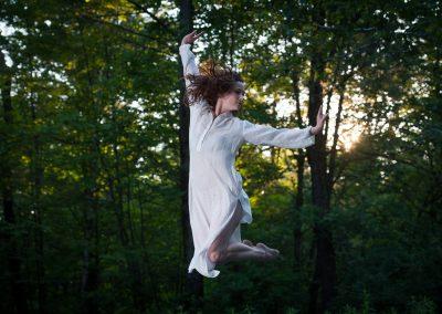 Laura Halzack of Paul Taylor Dance Company