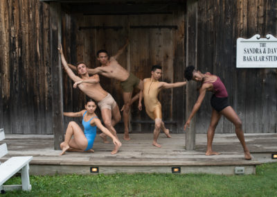 Contemporary Students of The School at Jacob's Pillow